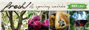 FRESH! Spring Soiree 2014 - at Tucson Waldorf School
