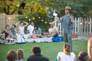 Tucson Waldorf Welcome Picnic